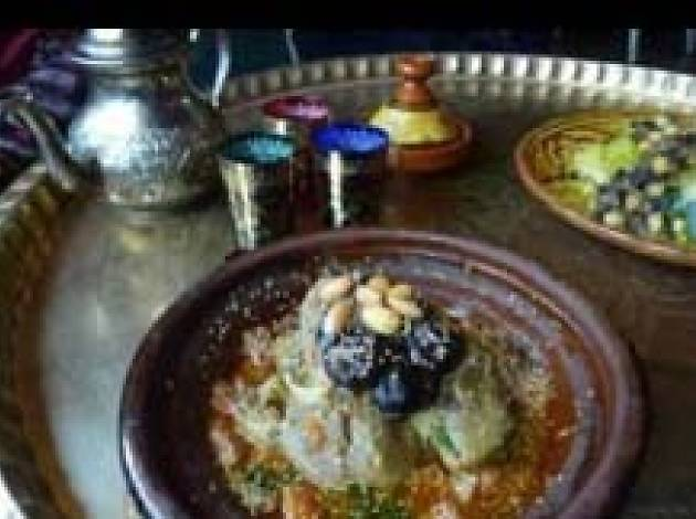 Tagine Dining Gallery