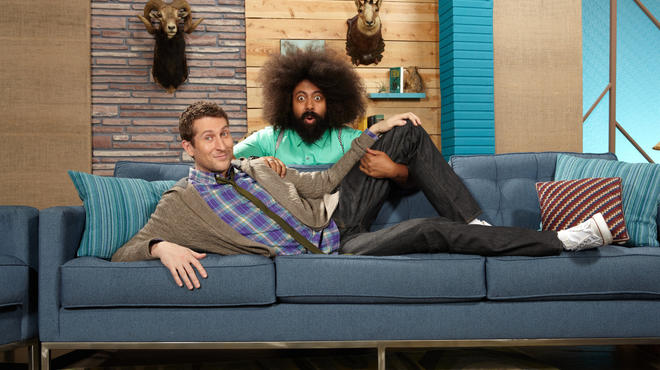 Comedy Bang! Bang! with Scott Aukerman and Reggie Watts