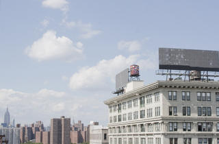 Outdoor public art in NYC 2012 (Photograph: Jonathan Aprea)