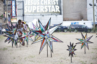 Outdoor public art in NYC 2012 (Photograph: Jessica Lin)