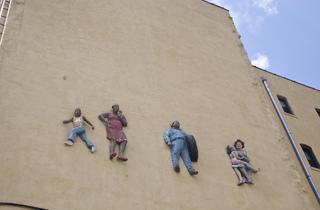 Outdoor public art in NYC 2012 (Photograph: Melissa Sinclair)