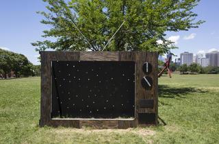 Outdoor public art in NYC 2012 (Photograph: Caroline Voagen Nelson)