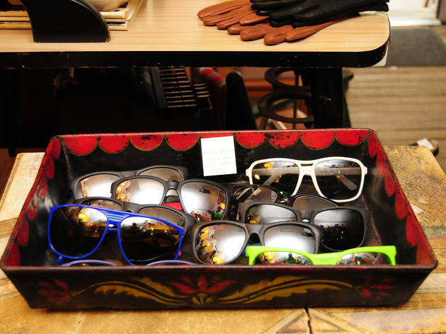 Ugly Luggage (Photograph: Christian Hartman)