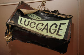 Ugly Luggage (Photograph: Christian Hartman)