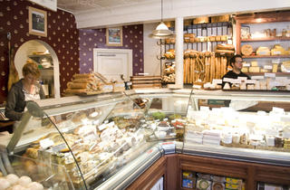 Bedford Cheese Shop (Photograph: Jolie Ruben)