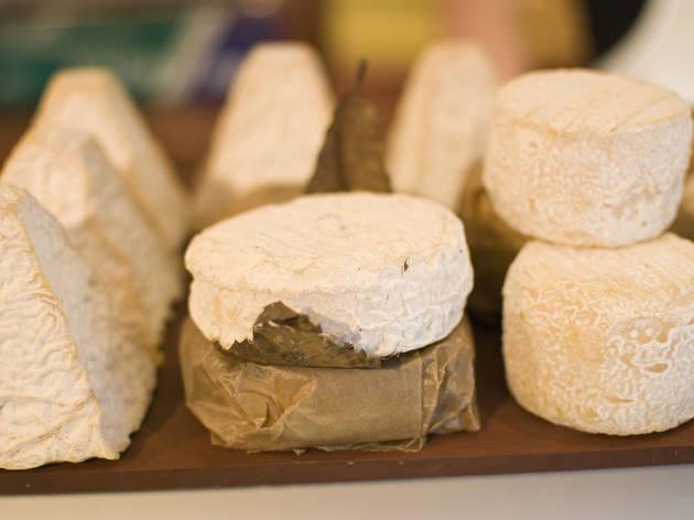 Bedford Cheese Shop (Photograph: Jolie Ruben)