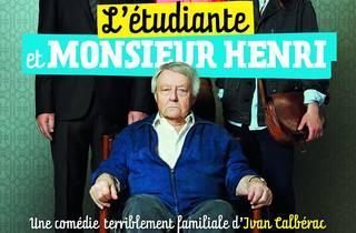 Etudiante et monsieur Henri