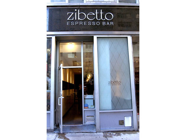 Zibetto Espresso Bar (Photograph: Virginia Rollison)