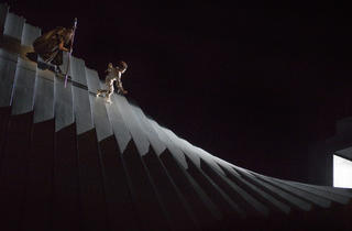 Performers take the stage in Wagner's Dream