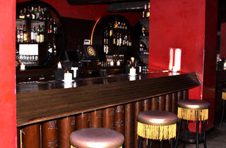 Ajna Bar (Photograph: Jenna Andrews)