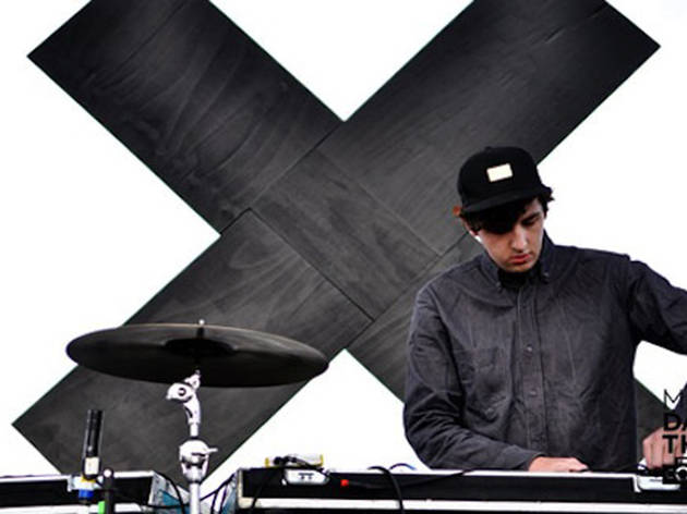 Warm Up 2012: Jamie xx + Pearson Sound