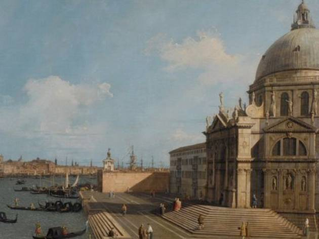 Canaletto - Guardi