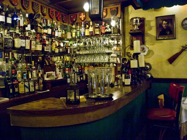 Chez Napoleon (Photograph: Clotilde Testa)