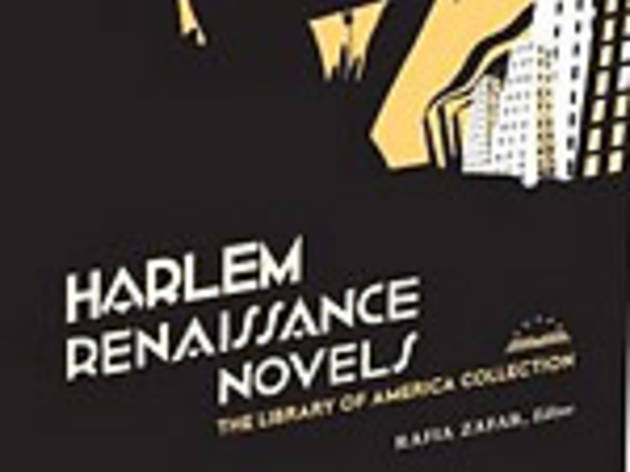 Harlem Renaissance Novels: The Library of America Collection edited by Rafia Zafar