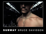 Subway by Bruce Davidson