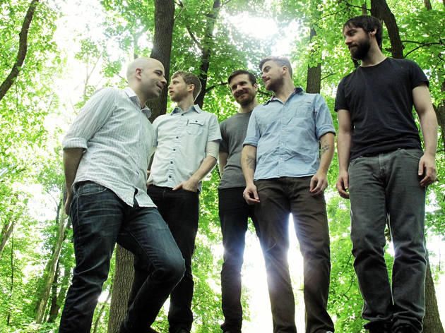 Circa Survive + Mewithoutyou + Turnover