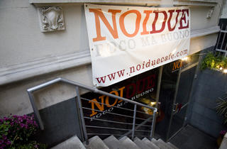 Noi Due (Photograph: Andrew Fladeboe)