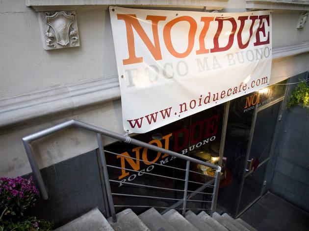 Noi Due (Photograph: Andrew Fladeboe)
