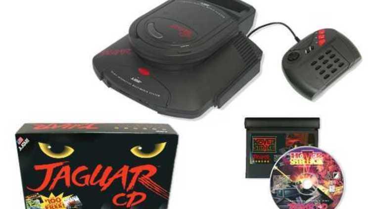 Les 64-bit (Atari Jaguar / © gooddealgames.com)