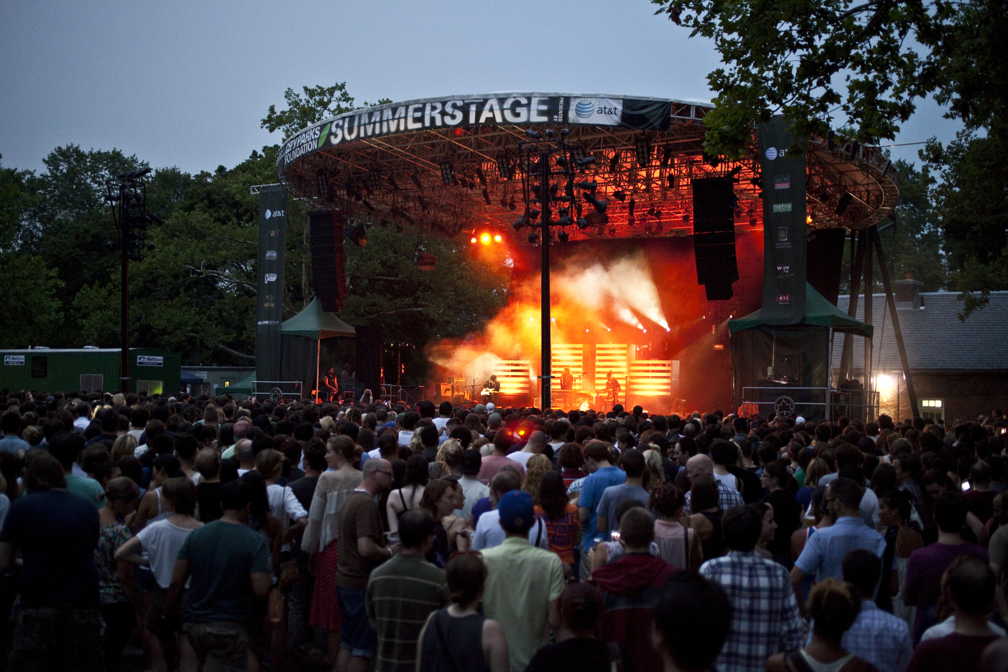 The best free concerts in NYC this summer