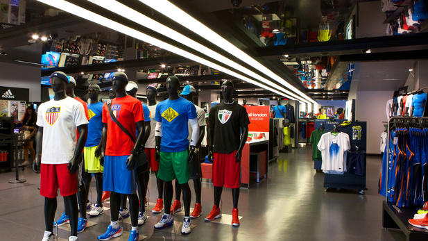 adidas performance store