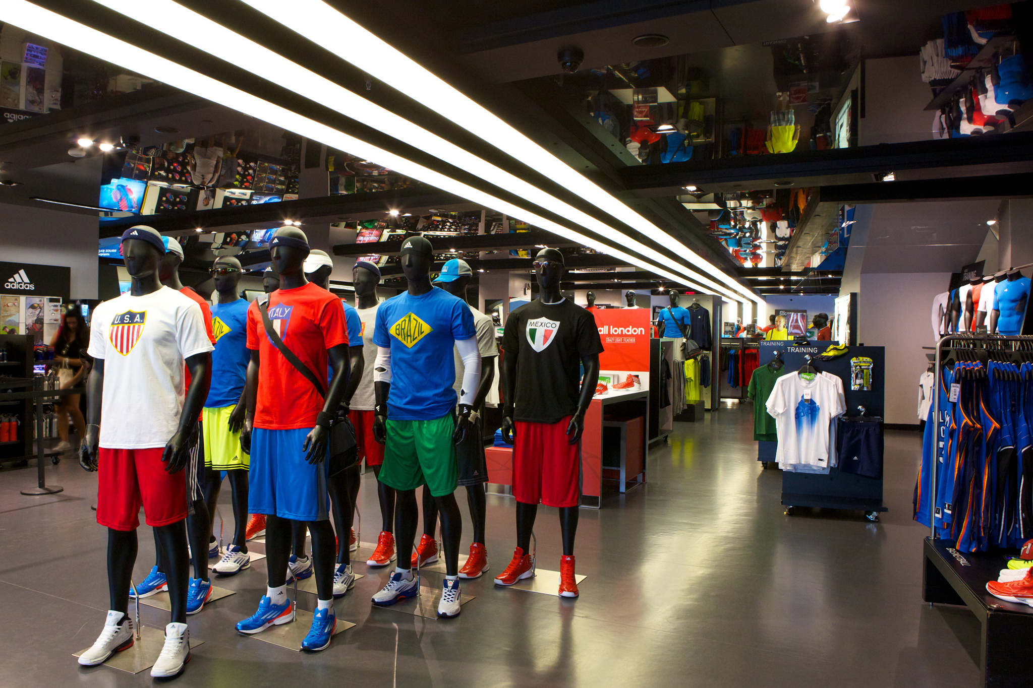 adidas store locations in los angeles