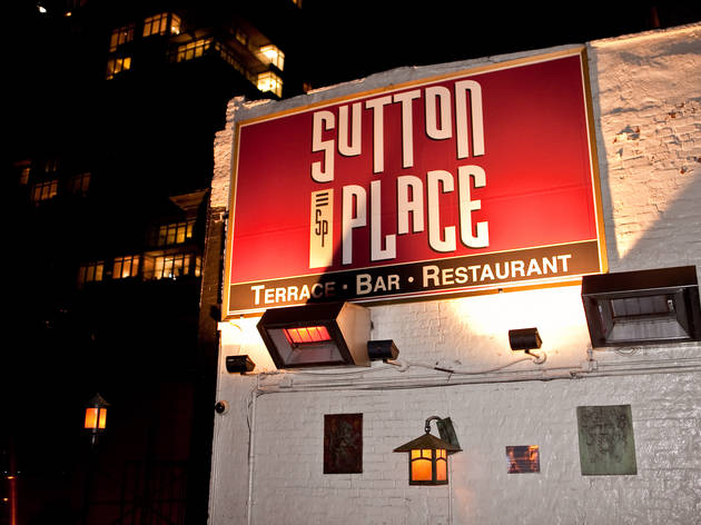 Sutton Place (Photograph: Brent Herrig)