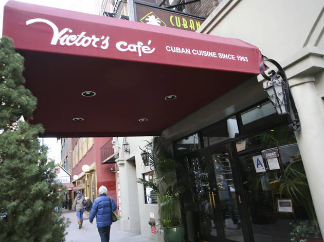 Victor's Cafe (Photograph: Alex Strada)