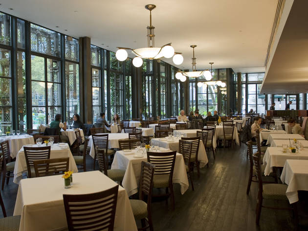 Bryant Park Cafe and Grill (Photograph: Samantha Miller)