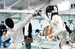 Fencing (Photograph: LeRoy Shepherd Photography)
