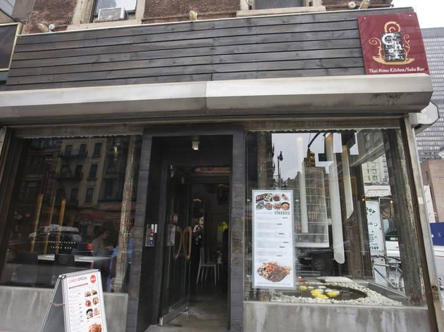 Chai Thai Kitchen 930 8th Avenue - Kitchen Cabinets
