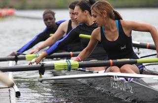 Quadruple sculls (rowing)