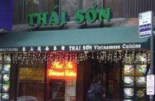 Thai Son Restaurant