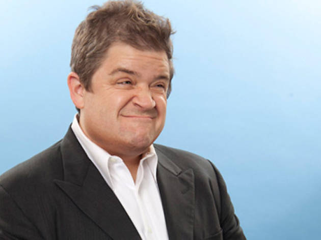 Patton Oswalt Can Always Go Downtown