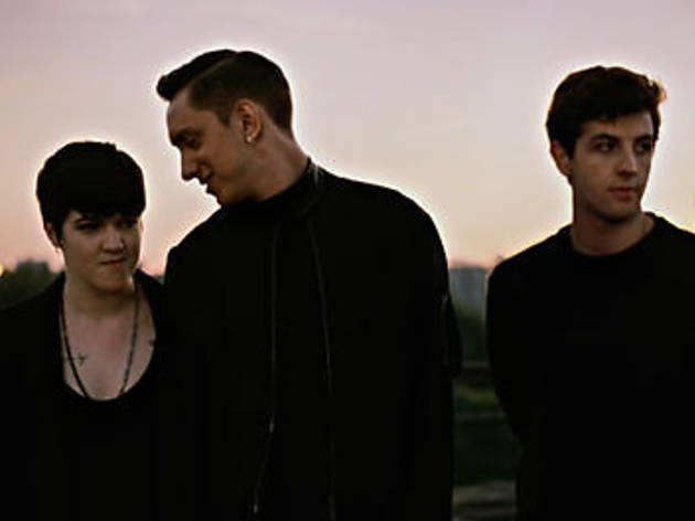 """Angels"" – The XX"