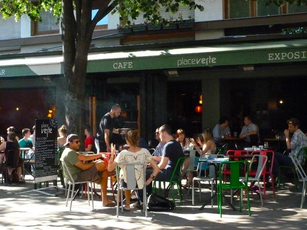Les bars de République et Oberkampf