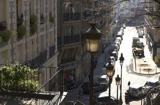 (Escaliers de Montmartre)