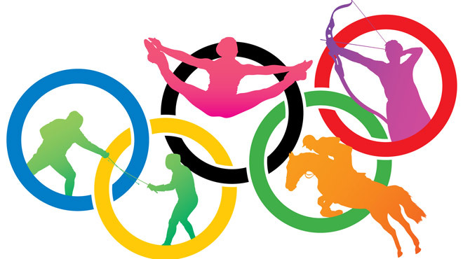 Join the London 2012 Olympic Games craze