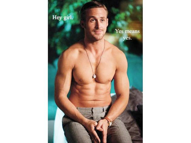 Feminist Ryan Gosling The Book