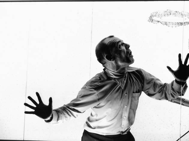 • ANNULÉ • Artaud se souvient d'Hitler et du Romanische Café