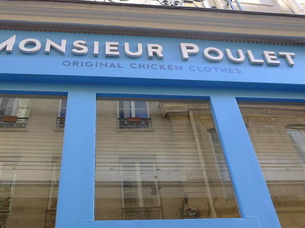 Monsieur Poulet