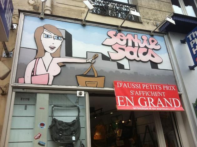 Sophie sacs