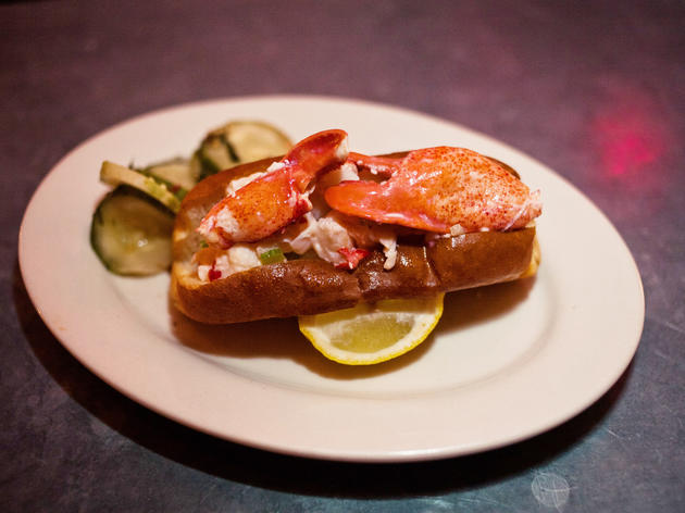 Littleneck Lobster Roll