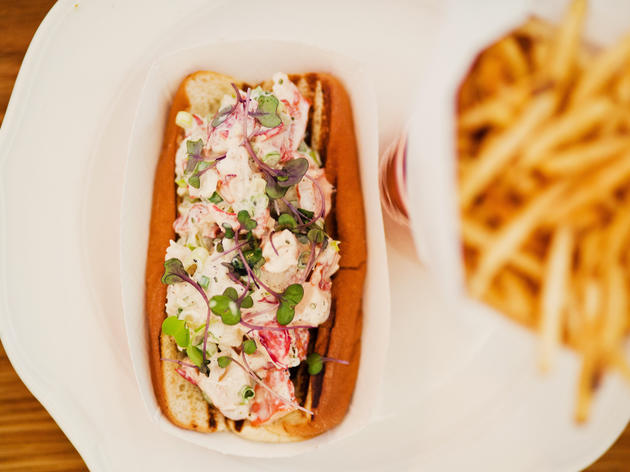 The Standard Grill Lobster Roll