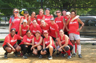 Big Apple Softball League's Draft Days