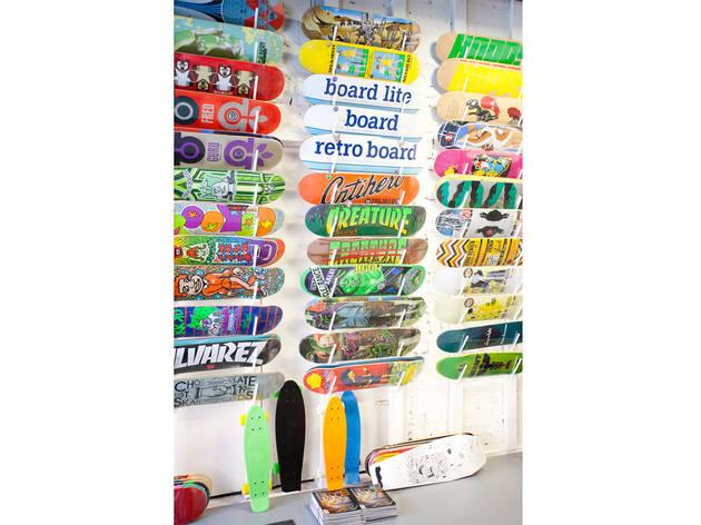 Labor Skate Shop