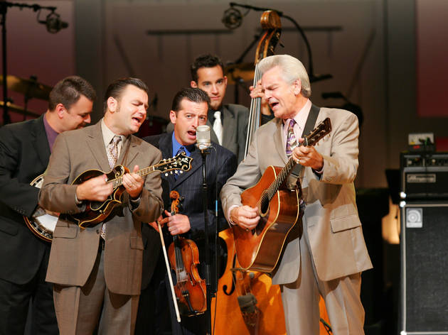 Del McCoury + Sam Bush