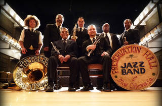 Preservation Hall Jazz Band + Allen Toussaint