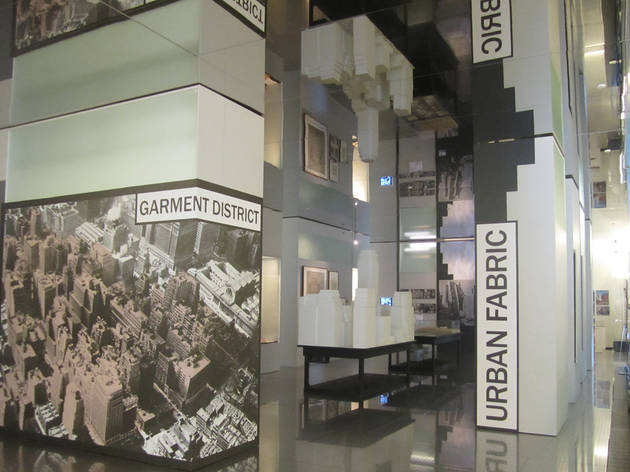 """Urban Fabric: Building New York's Garment District"""