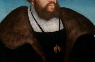 De Jonckheere (Lucas Cranach Le Vieux, 'Portrait du roi Christian II de Danemark' / © DR)